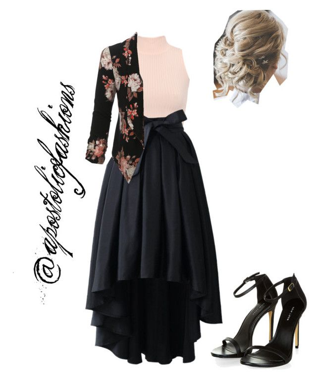 """Apostolic Fashions #1700"" by apostolicfashions on Polyvore featuring WearAll and LE3NO"