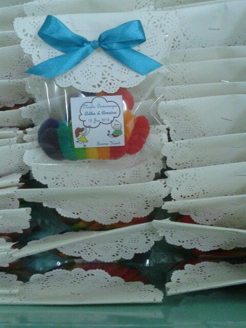 Door gift murah diy wedding