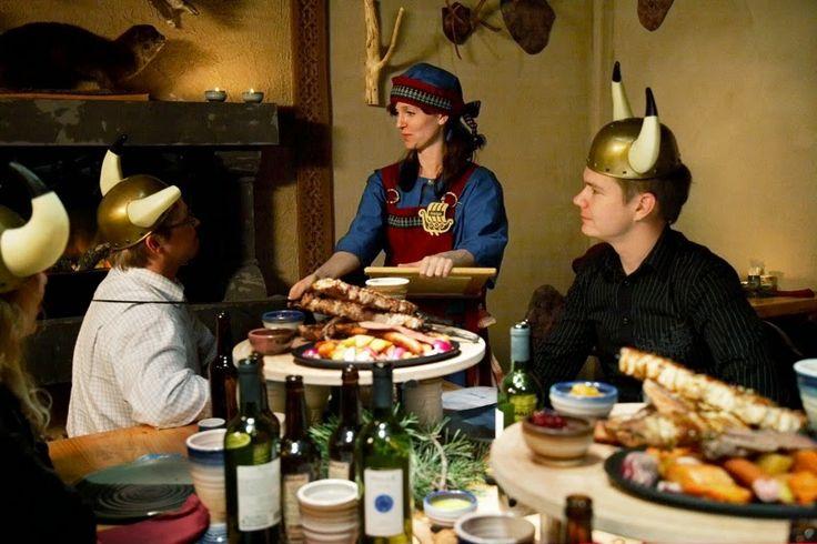 Viikinkiravintola Harald. www.ravintolaharald.fi