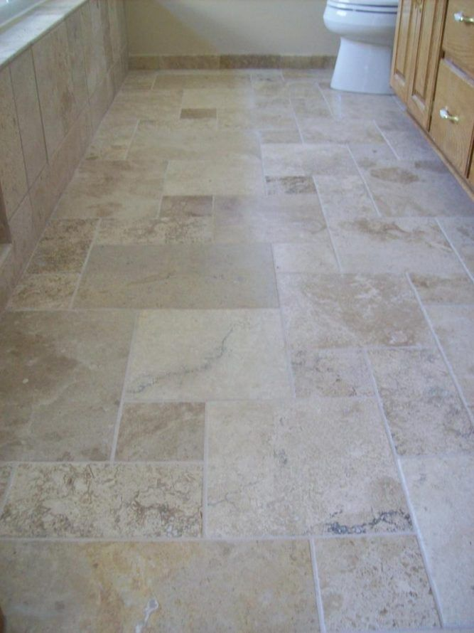 Bathroom Awesome Reclaimed Hardwood Tile Flooring In Bathroom Hom Furniture Decor Tile Flooring In