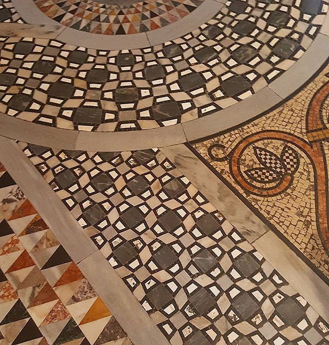 Remember to look....down! Especially when you are in St. Mark's Basilica. A piece of art in every single aspect.
