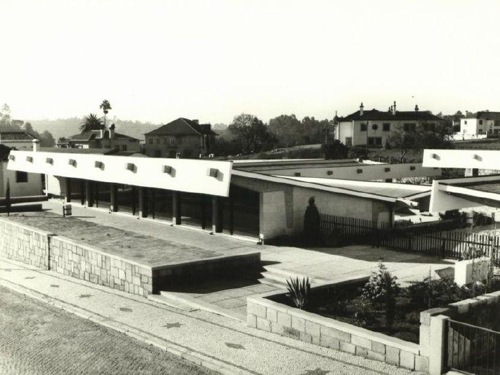 Fernando Tavora - Vila da Feira (1953-59)