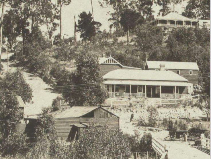Belgrave  vic early  1900,s.
