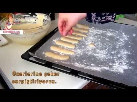 Ev Yapımı Kedidili Bisküvisi (Videolu) - Lezzetbank