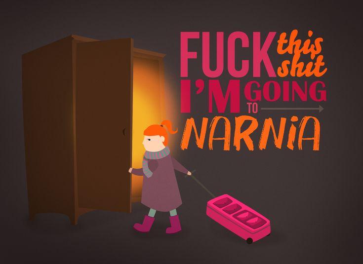 #narnia #badDay #thisdayismonday #FckedUpFieldDay
