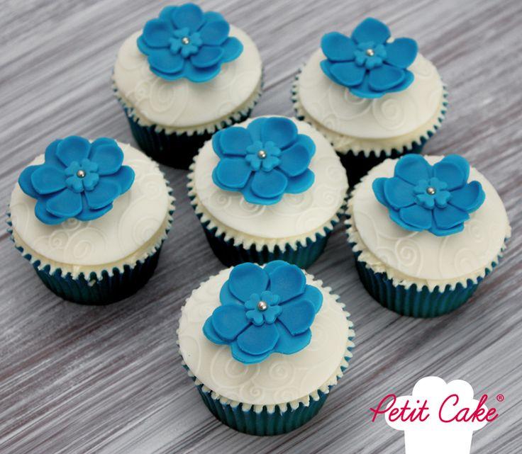 #cupcakes #blue #wedding #love #bluecupcakes #sweet #bigday