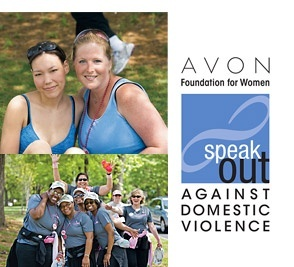 Proud to be an Avon rep not just for the amazing products we sell, this foundation is near and dear to my heart