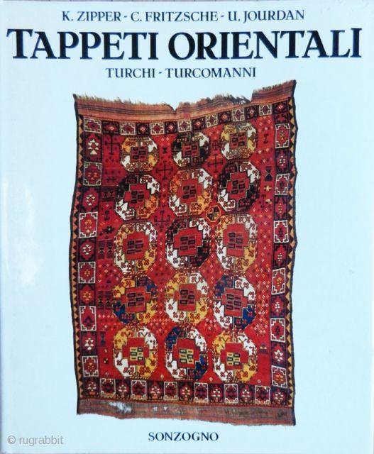 Tappeti orientali K. Zipper C. Fritzsche U. Jourdan