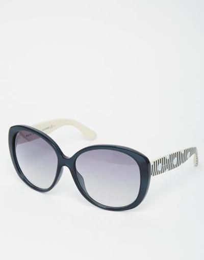 marc by marc jacobs  sonnenbrillen  grau #accessories #eyewear #sunglasses #designer #marcjacobs #covetme