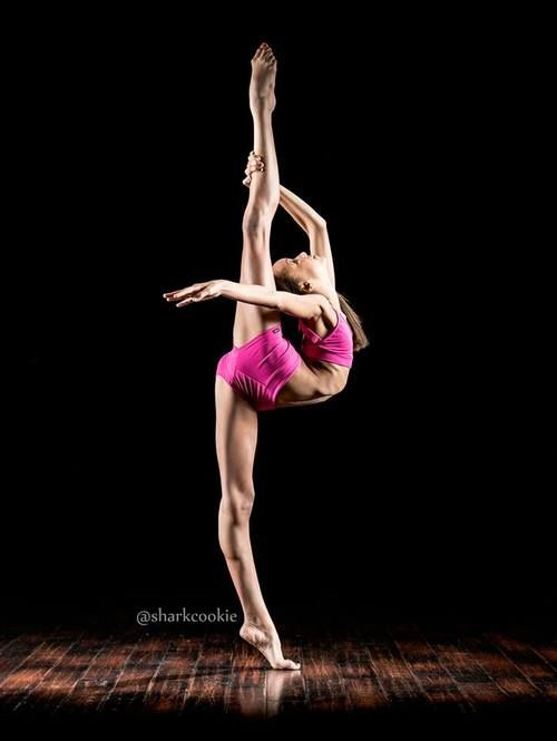 More arching... I HATE these people! Goal flexibility...!!