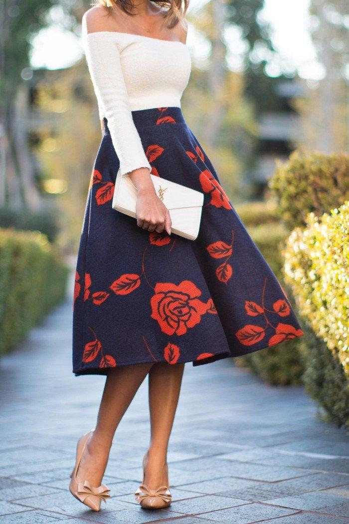 OUTFIT DEL DÍA: Skirt outfit - Look con falda