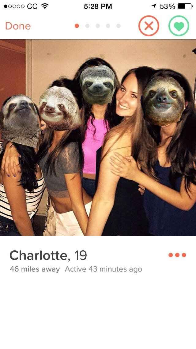 12 Tinder Girls Who Did a Great Job Distinguishing Themselves - Gallery