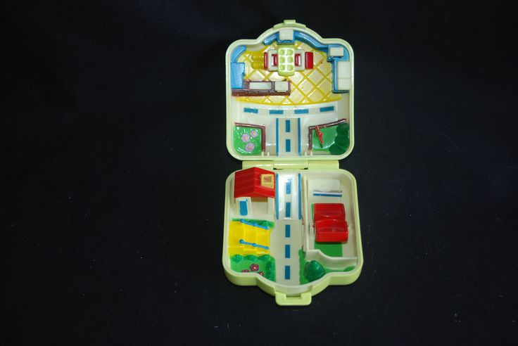 Yellow Pokemon pocket  , Tomy nintendo pocket compact only replacement , vintage 1997 , no doll by Spritejewelry on Etsy