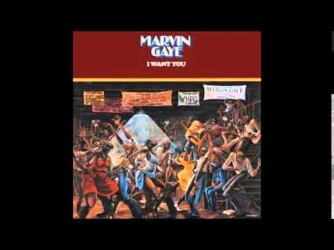 MARCH 16, 1976  Marvin Gaye - I Want You 1976 (Full Album)  Release Date