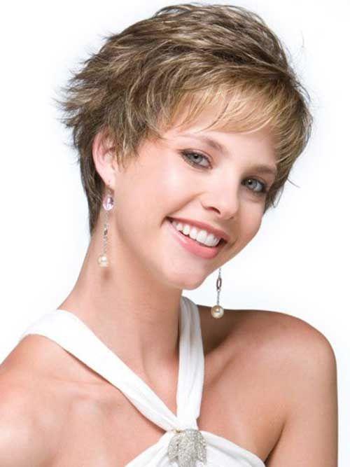15 Pixie Cut para el pelo fino //  #fino #para #pelo #Pixie