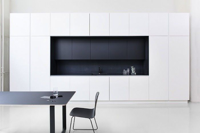Finnish co. Kitzen specializes in kitchen systems + bathroom and wardrobe designs. www.kitzenkeittio.fi