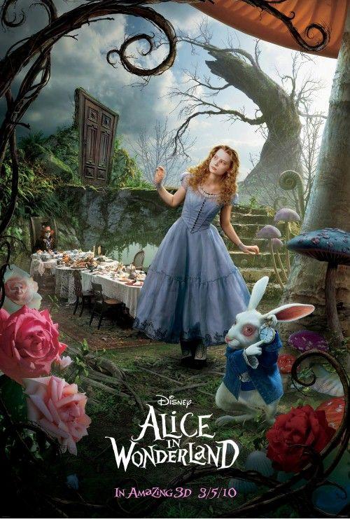 Alicja w Krainie Czarów (2010) - Filmweb