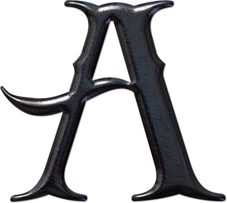 Alfabeto gótico | Fondos de pantalla y mucho más