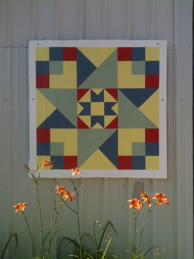 727 Best Barn Quilts Images On Pinterest Barn Quilt Designs Barn