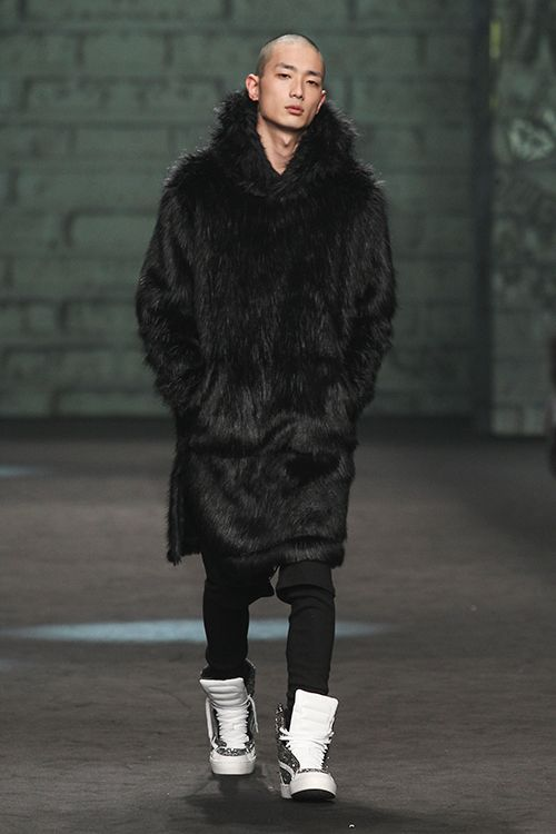 Park Sung Jin - Supercomma Fall 2015 Seoul Fashion Week
