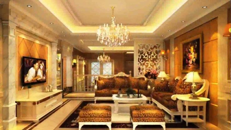 French Style Living Room Decoration Ideas