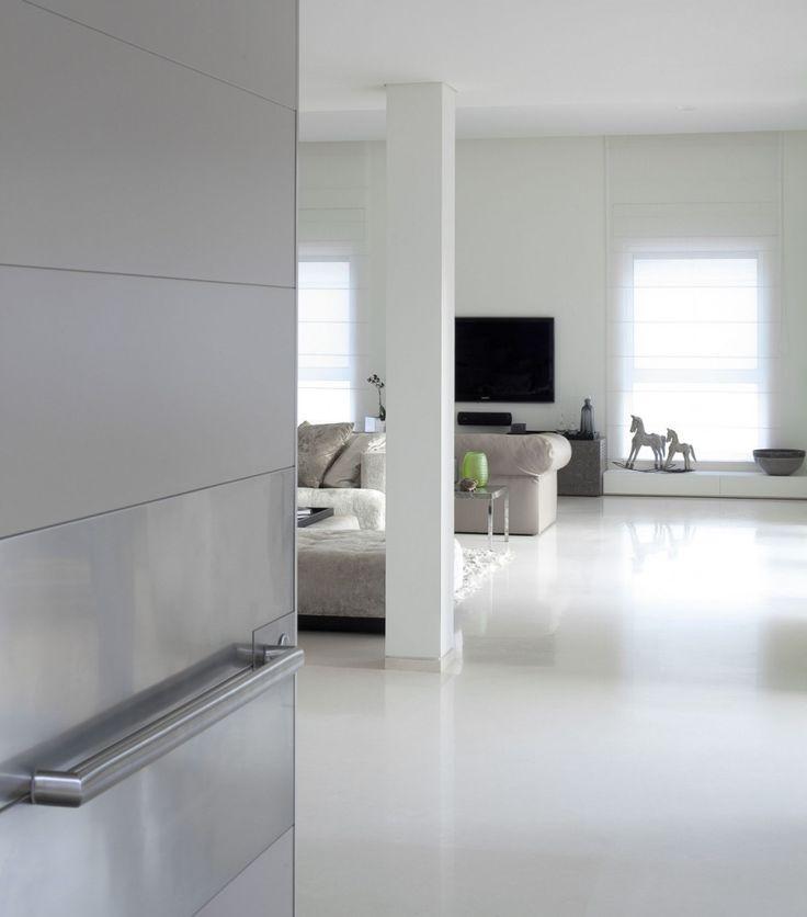 ... : Interior Design Ideas with White Theme for Those White Enthusiasts