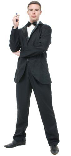 CC Secret Agent James Bond 007 Style Fancy Dress Costume One Size by FD Costumes Ltd, http://www.amazon.co.uk/dp/B007OVSPJQ/ref=cm_sw_r_pi_dp_95Dlsb02J5CRF