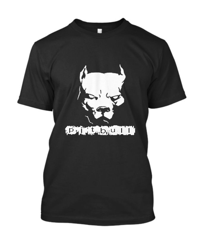 New Arrivals Men'S New Pitbull American Pit Bull Spiked Dog Collar Printed Men'S T Shirt Fashion Short Sleeve Tops #Affiliate