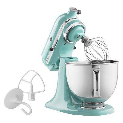 Kitchenaid¨ Artisan Series 5 Quart Tilt-Head Stand Mixer- Ksm150, Aqua Sky