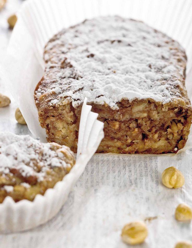 Un dolce morbido ed energetico di grande resa e che accontenta tutti, anche chi è intollerante al glutine