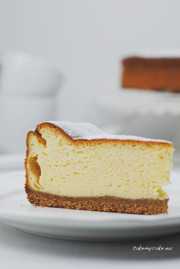 Ciasto jogurtowe a'la sernik