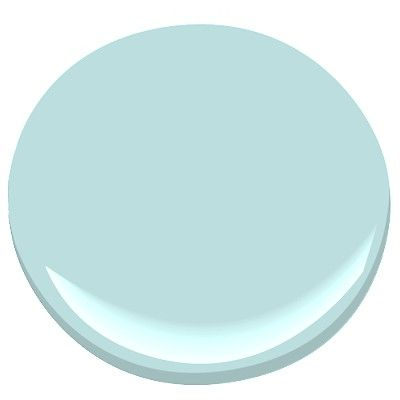 dolphin's cove 722 Paint - Benjamin Moore dolphin's cove Paint Color Details