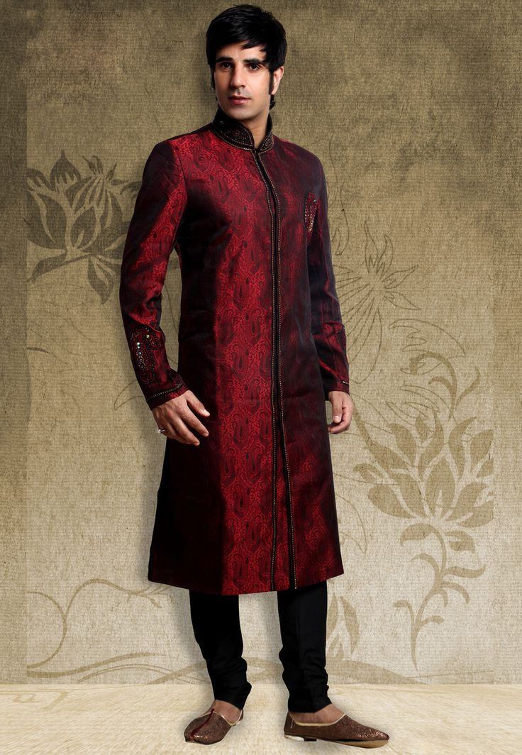 17 Best Images About Mens Sherwani Styles On Pinterest Sherwani Groom Sherwani And Western Suits