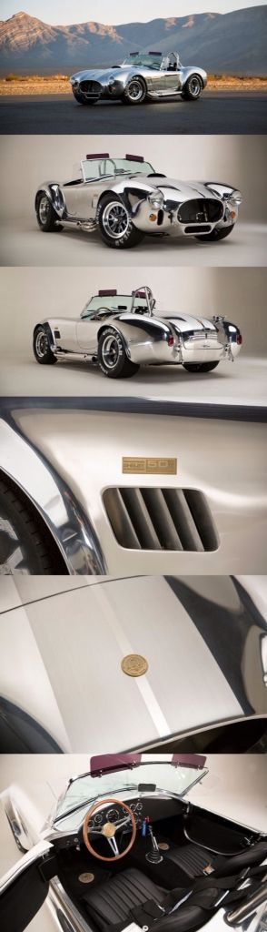 50th Anniversary Shelby Cobra 427 S/C