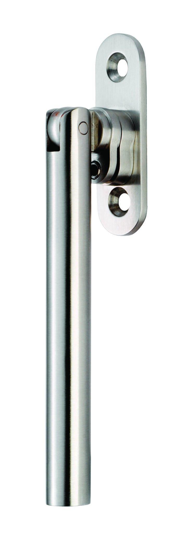 CARLISLE BRASS ESPAGNOLETTE STAINLESS STEEL LOCKING CASEMENT FASTENER WF25
