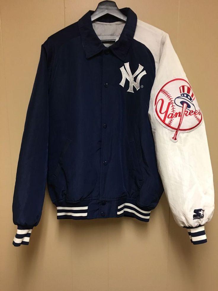 Starter MLB New York Yankees Diamond Collection Jacket