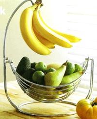 banana hook and fruits basket  MESA バナナフック&フルーツバスケット