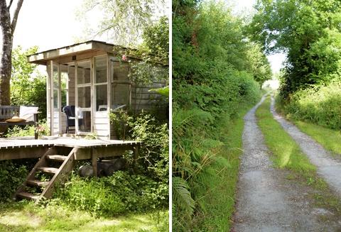 writers hut