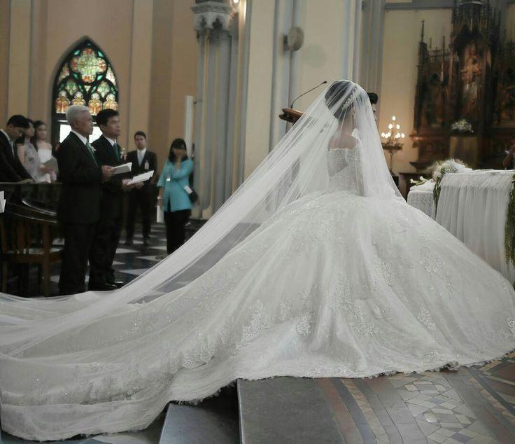 pernikahan chelsea olivia dan glen alinski 2016