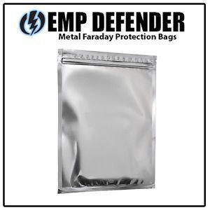 Faraday Cage ESD EMP Bags 10 Piece Prepper Survivalist Kit | eBay