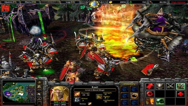Warcraft III: The Frozen Throne Free Download (PC)