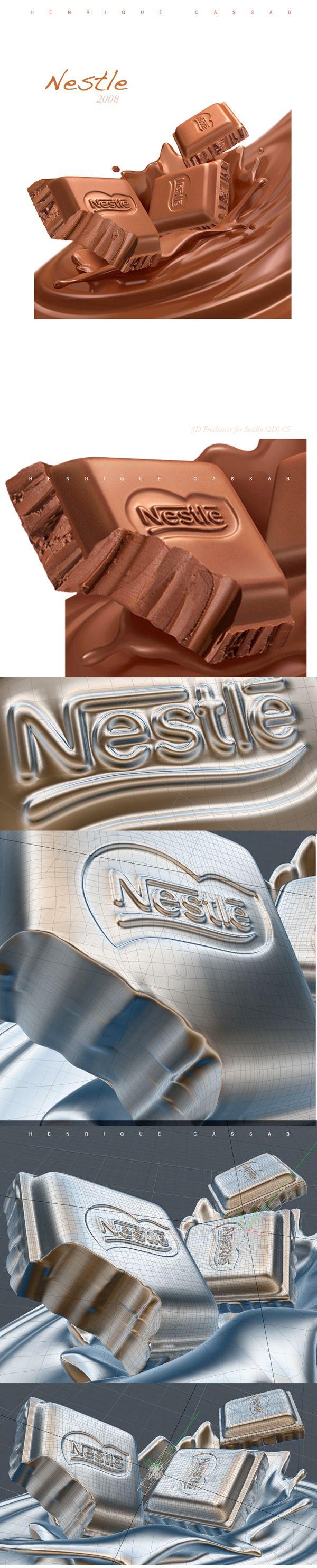 NESTLE 2008 by Henrique Cassab