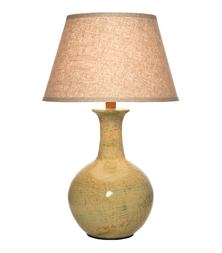 17 best images about viga table lamps on pinterest vase southwestern table lamps and handmade - Hand made lamps ...