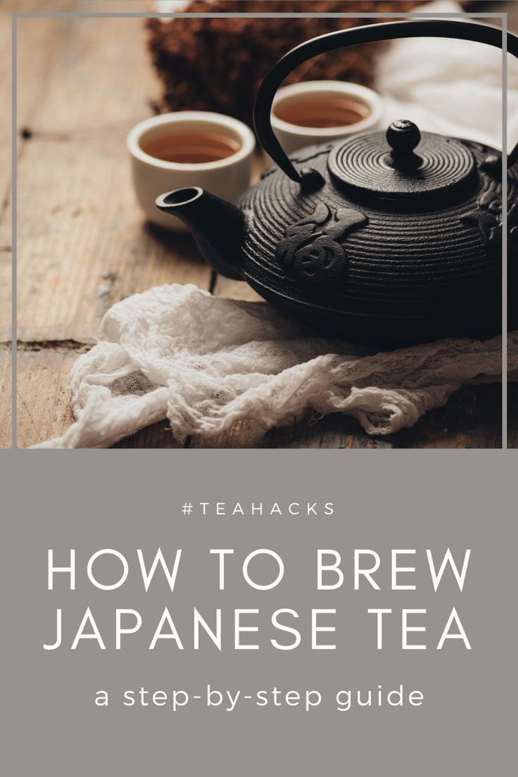 How to brew japanese tea in 2020 japanese tea brewing