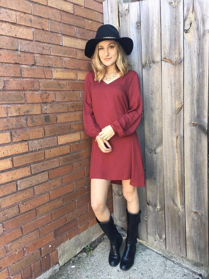 Perfect look for fall!