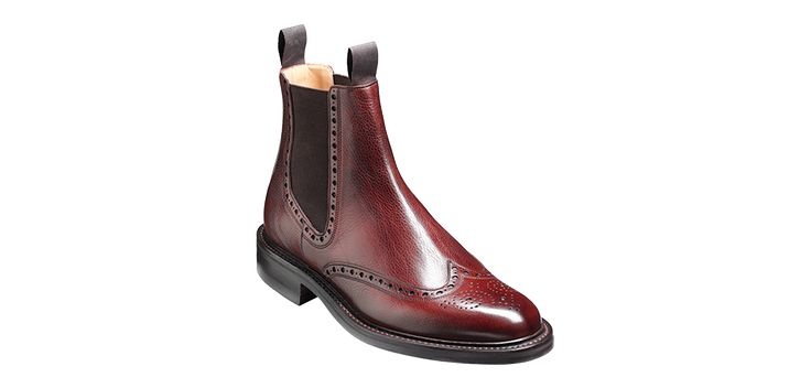 Thirsk - Boot Dainite - Welted - Barker Shoes Ltd Europe - Barker Shoes Europe