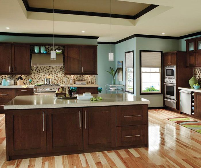 Kitchen Design With Cherry Cabinets: 17 Best Images About Kitchen On Pinterest