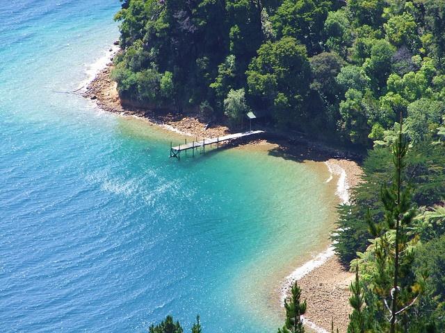 Marlborough Sounds Cove