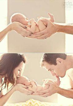 Ideias de como tirar fotos de bebê – parte 2 – Di…
