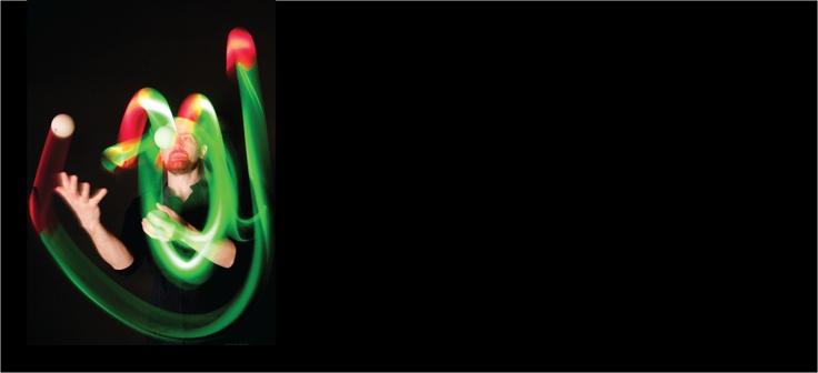 Smarte sjongleringsballer med visuell forsterkning  UiO institutt for informatikk Bjerknes Tanke og Teknikk
